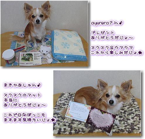 09-11 Ray♪3歳の誕生日3