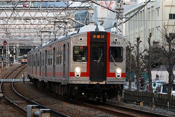@蒲田駅~矢口渡駅間