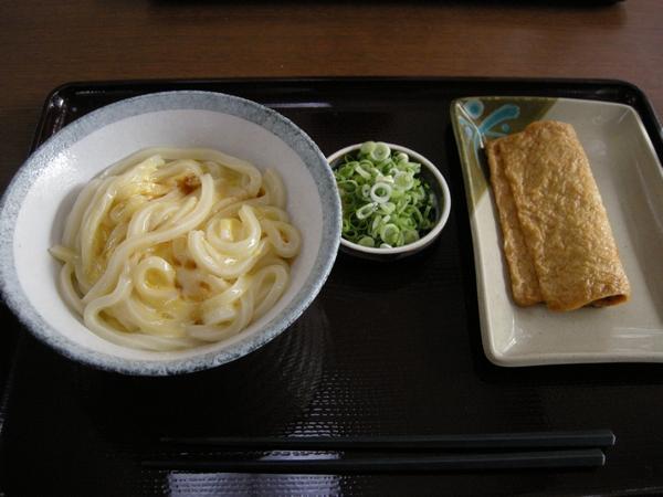 高松駅の目の前