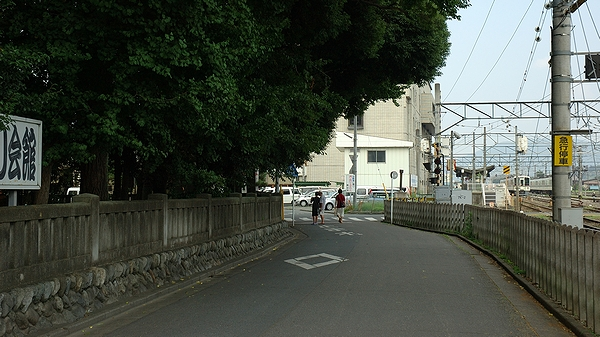 @秩父駅付近