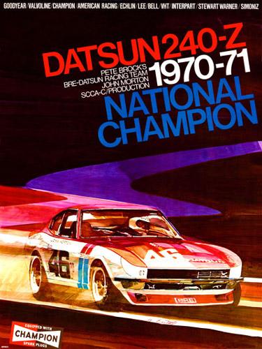 240Z poster