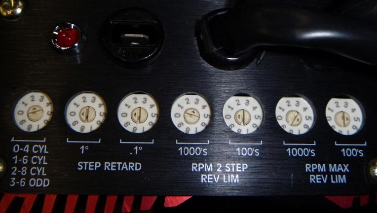 D-6 dials