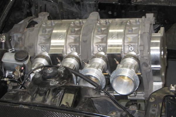 aluminum 26B engine