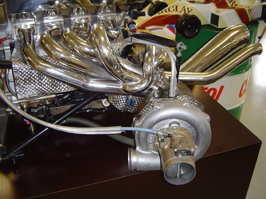 F1 turbo