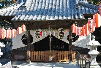 幸手上高野神社「初詣」5