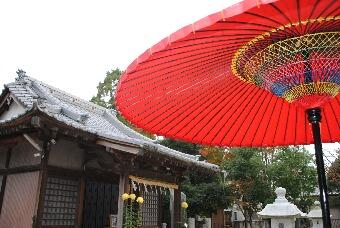 「幸手上高野神社」2010秋002