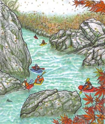御嶽の秋ブログ用