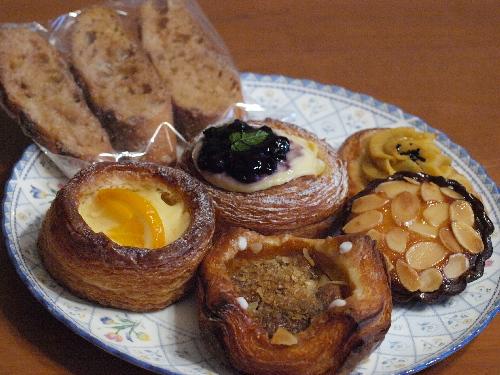 お土産パン&お菓子