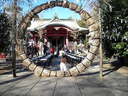 亀岡八幡宮2