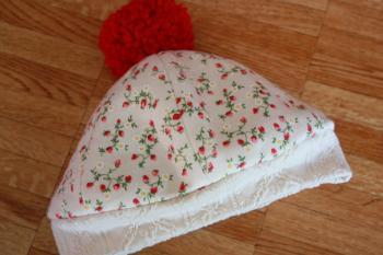 ニット帽②
