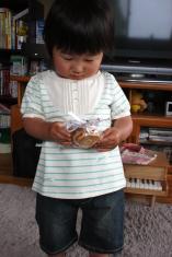 クッキー食べたい