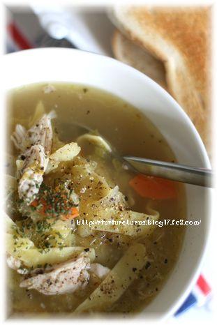 チキン・ヌードル・スープ
