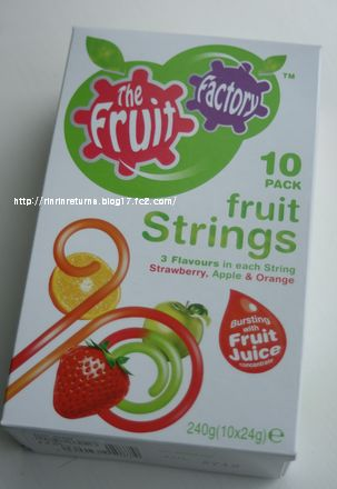 fruit strings