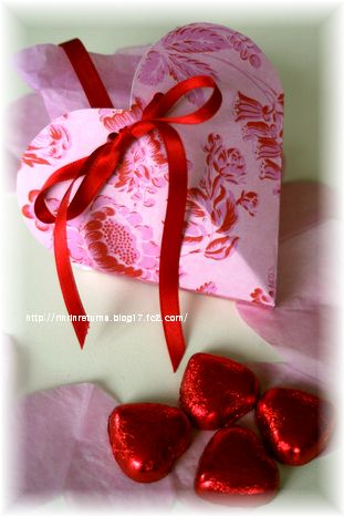 St.Valentain's day goody bags