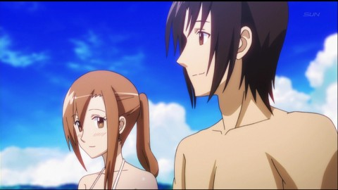 生徒会役員共 #7 「だんだん大きくなってくわ」「津田君はボーイズラブ」