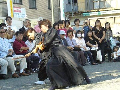 2011西光寺_天然理心流小具足2