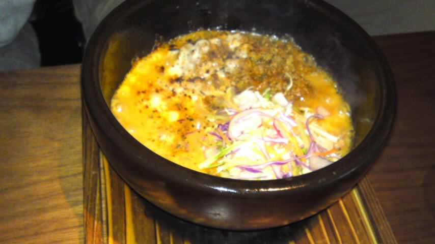 チーズリゾット キーマ1