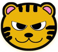 トラ?悪ネコ?