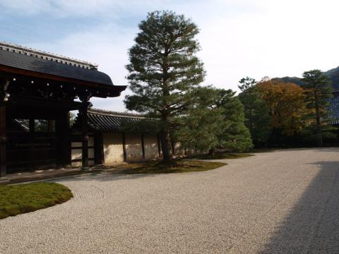 2009-10-11-17 052天龍寺1