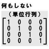 行列(単位)