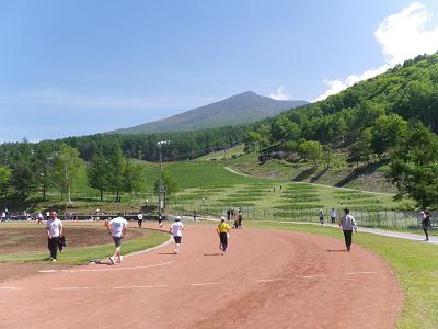 八ヶ岳クロスコース