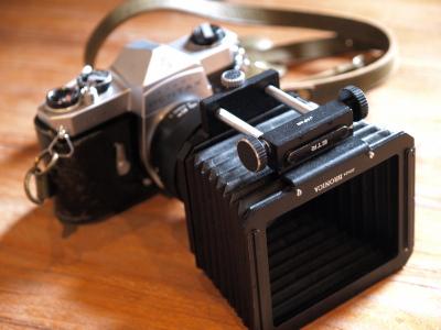ASAHI PENTAX SP / MCJUPITER-9 85mm f2.0