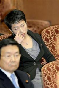 蓮舫 【予算委】蓮舫氏、自民・片山氏の「スパコン1番は」追及に「知らない」と白旗 正解は中国