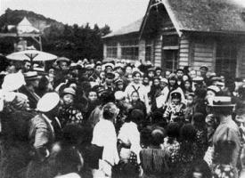 ロシア革命直後、日本船が子供800人救出 孫が「ヨウメイマル」探す