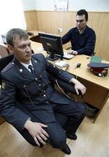 ロシア_【Russia_Watch】うそ発見器を使用した治安当局者に対する調査=2009年4月30日(イタル・タス)