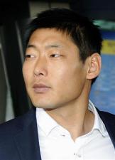韓国_八百長事件で在宅起訴された韓国プロ野球LG元投手の朴顕俊被告(共同)