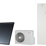 太陽熱集熱器対応型エコキュート「エコキュート・ソーラーヒート」