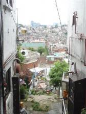 韓国_風俗嬢連続殺人鬼の迷宮 「チェイサー」  北阿ヒョン洞の高台からソウル市内を望むと空中浮遊したような気分になる