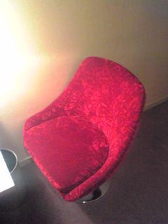 滋賀ホテル椅子