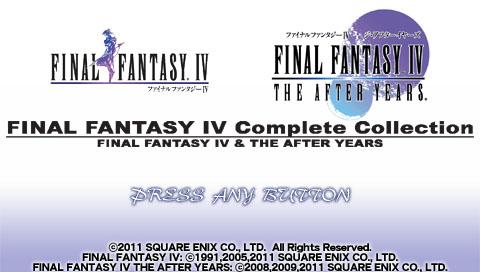 ファイナルファンタジーⅣ Complete Collection 02