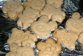 ポニョ子のクッキー