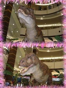 イオン大恐竜展1