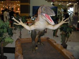 イオン大恐竜展3