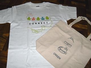 マントさんTシャツS1