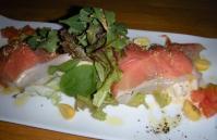 BEAMY生ハムと豆腐のカルパッチョ11