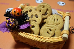 11ハロウィンコラボクッキー