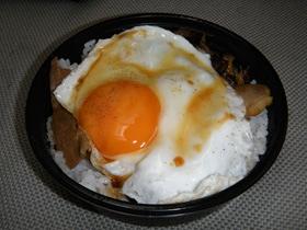 多度津フェス焼き豚玉子飯
