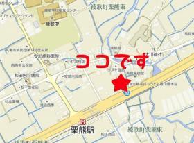 香川屋本店地図