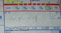 12三代目sanのホワイトデー2