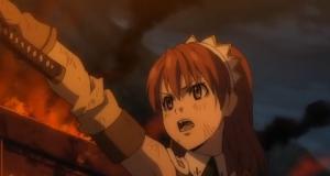 セシリー 必ずわたしがルークの刀でヴァルバニルを討つ!!
