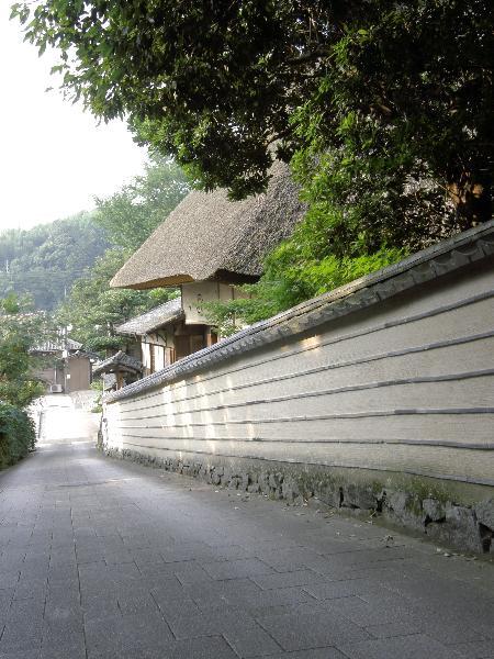 愛媛県大洲市大洲 散歩風景