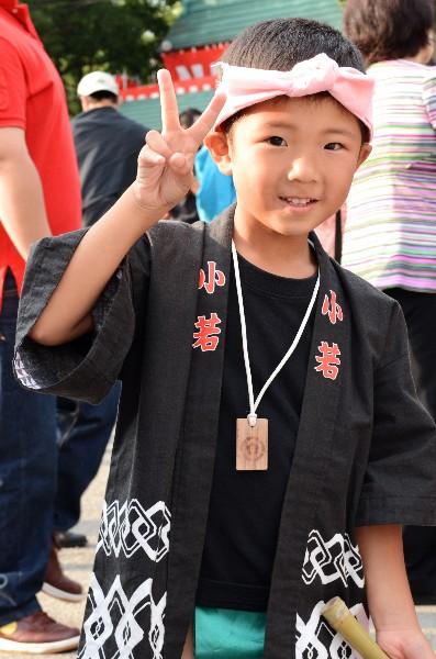 兵庫県高砂市曽根天満宮 曽根天満宮の秋祭り 祭りの子