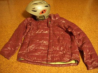 ジャケットヘルメット