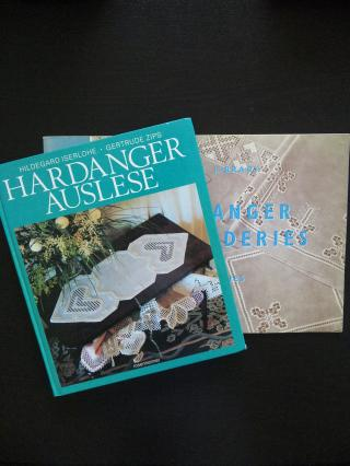 ハーダンガー刺繍の本