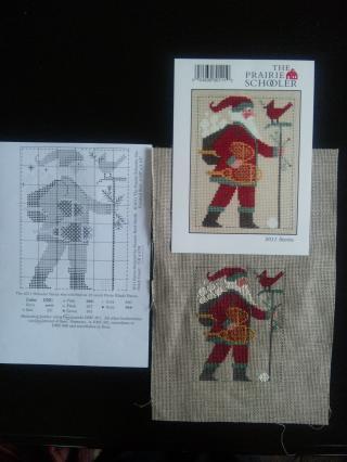 The 2011 Schooler Santa