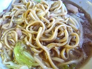 ラーメン二郎三田本店(小豚麺)